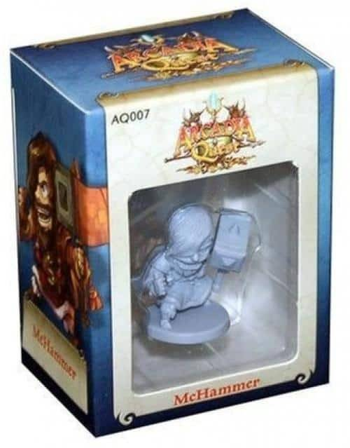 Arcadia Quest – McHammer