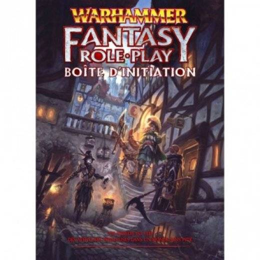 Warhammer fantasy Boîte d'Initiation  (fr)