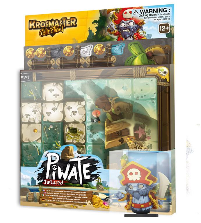Krosmaster : Pack Piwate S3