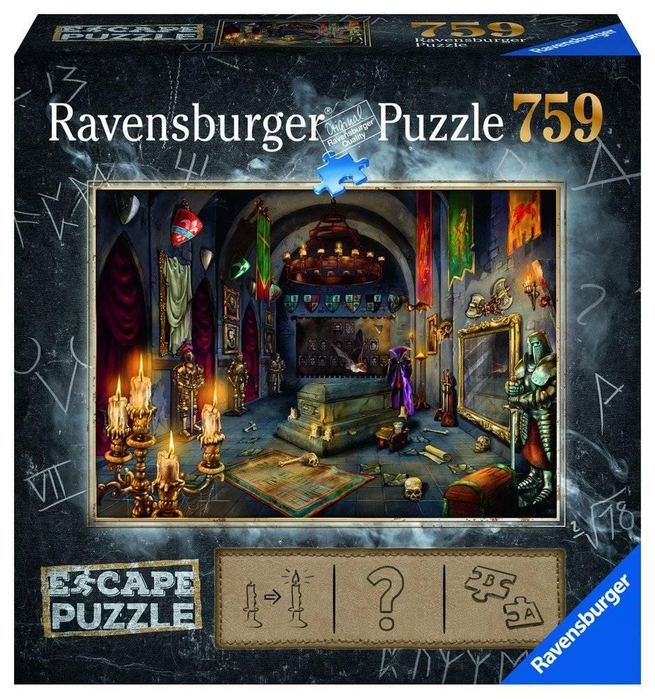 Escape puzzle - le château