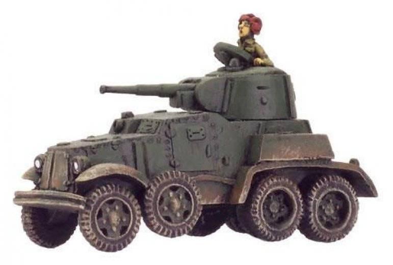 FoW - URSS - BA-10