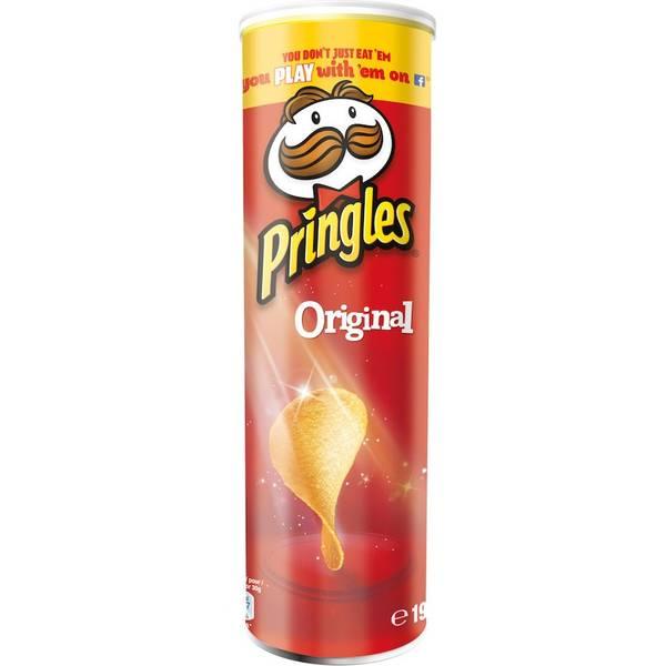 Pringels Nature