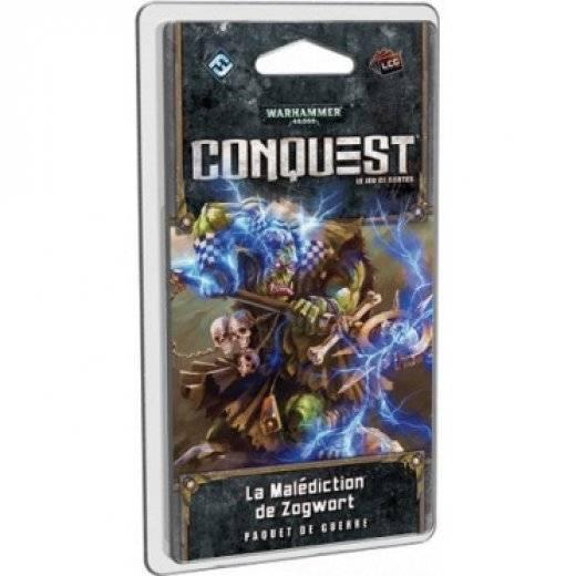 wh40k Conquest - La Malédiction de Zogwort