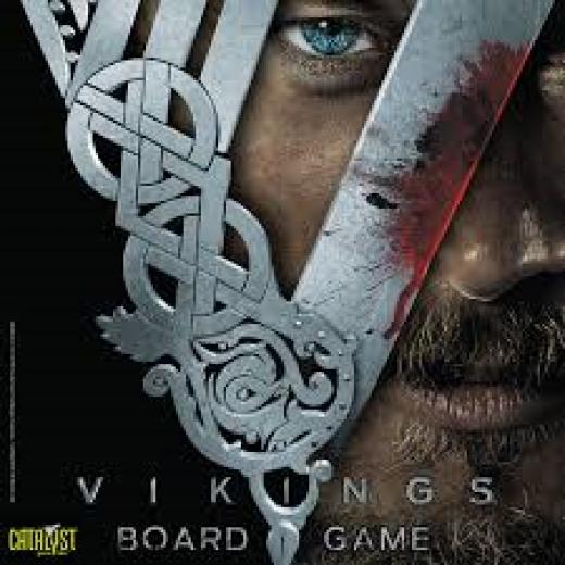 Vikings : the boardgame