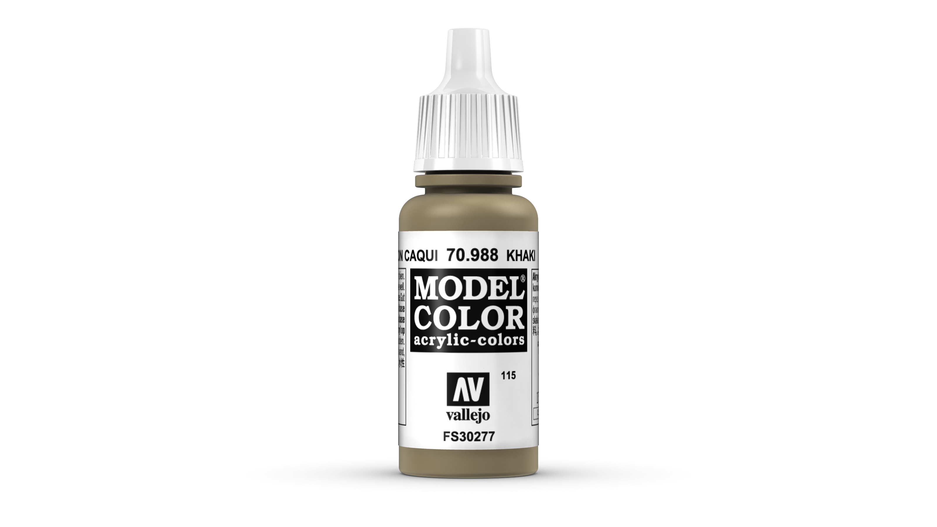 Model color - Khaki