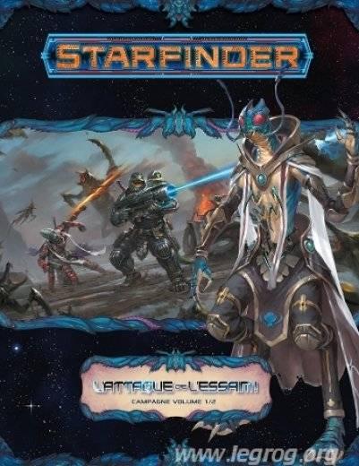 Starfinder L'attaque de l'Essaim