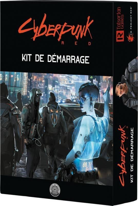 Cyberpunk - Kit de démarrage