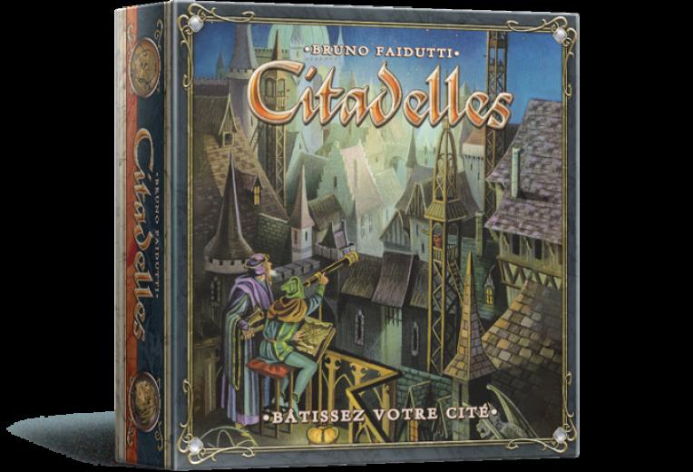 Citadelles édition classique