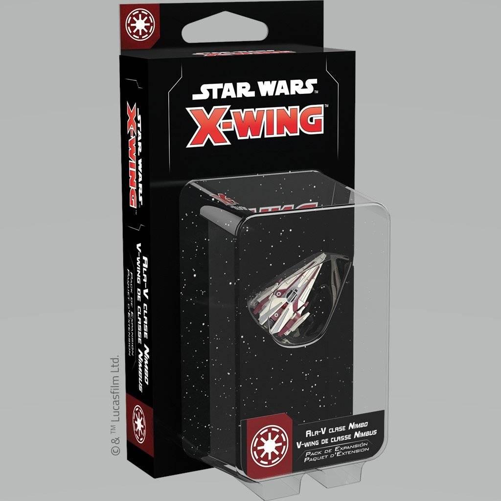 X-Wing 2.0 : V-Wing de Classe Nimbo