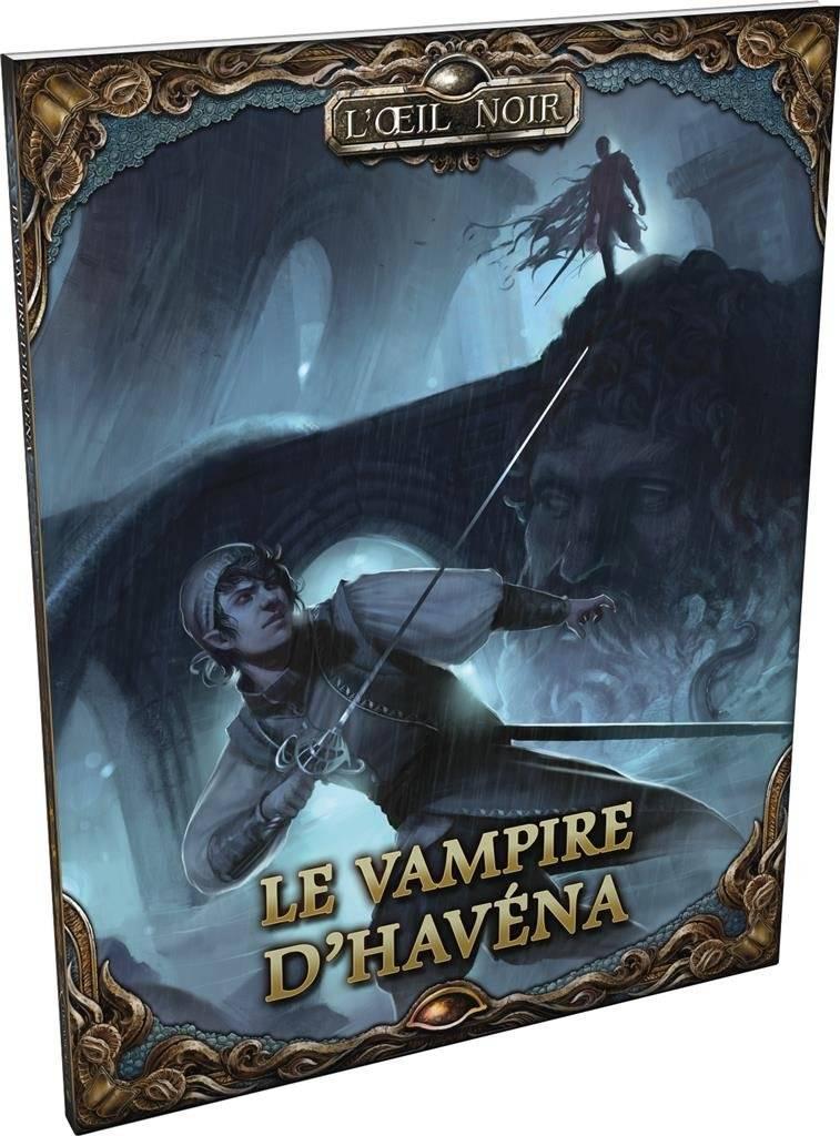 L'oeil noir - Le Vampire de Havéna