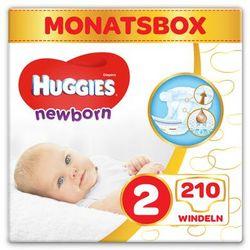 Comprar en oferta Huggies Newborn Baby Diapers für Neugeborene Size 2 210 Pcs