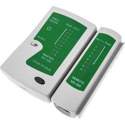 BeMatik CT006 Comprobador de cables red - Aparatos de medición