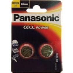 Panasonic CR2032 - Baterías y pilas