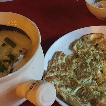 Hong Chang Frog Porridge & Bbq Fish