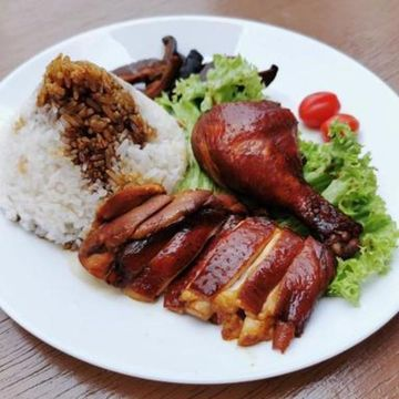 Nanyang Chicken