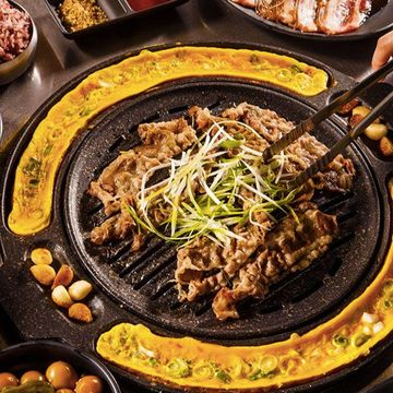 Seorae Korean Charcoal BBQ