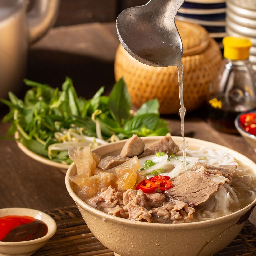 Co Chung - Authentic Taste of Vietnam
