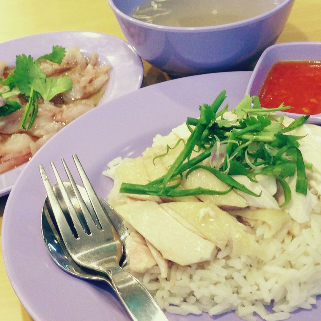 Fook Seng GoldenHill Chicken Rice