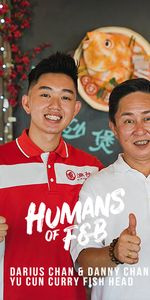 Humans of F&B Feature