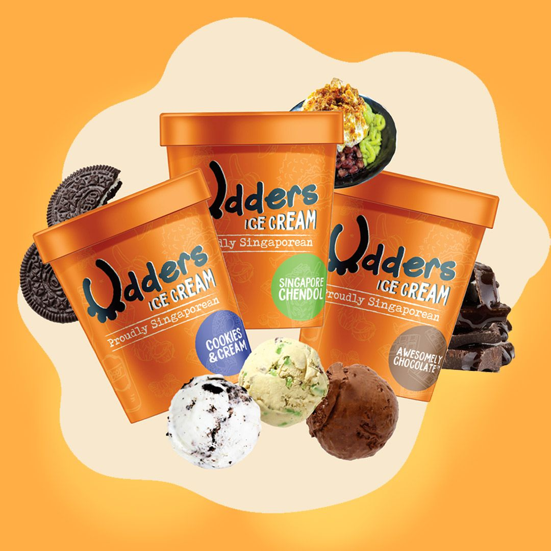 Udders Ice Cream