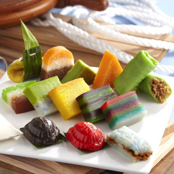 RAINBOW LAPIS - Heritage Delicacies of Singapore