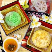 The Cookie Museum Festive Mooncakes