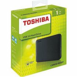 """Comprar en oferta Disco Duro Externo Toshiba Canvio Basics 2.5"""" 1TB USB 3.0"""