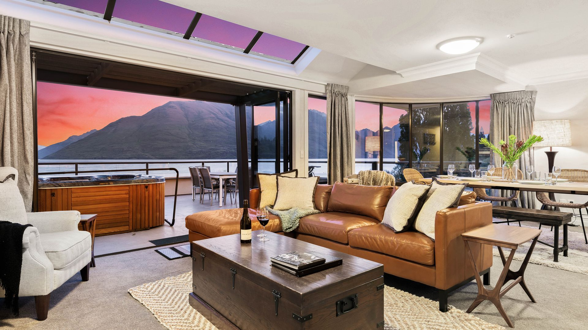 Central Luxury at 408 The Beacon | Two Bed
