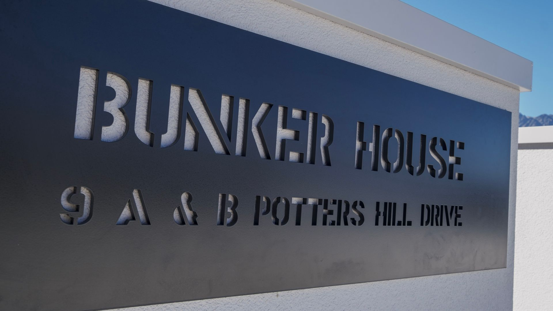 The Bunker House A
