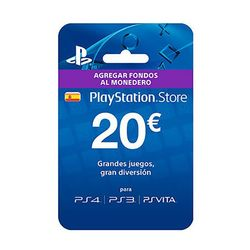 Sony PlayStation Network Card - Accesorios consolas