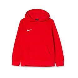 Nike Pro Fleece Club 19 (AJ1544) university red/white - Jerséis niños