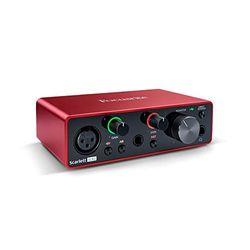 Focusrite Scarlett Solo 3rd Gen - Interfaces de audio