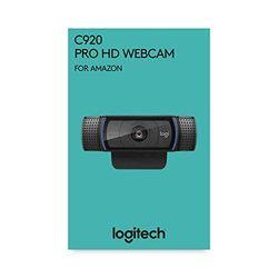 Logitech HD Pro C920 - Webcams