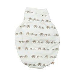 Ergobaby Puck-Mich-Sack Elephant - Sacos de bebé