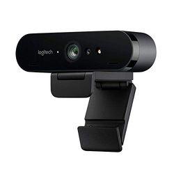 Logitech Brio Ultra HD 4K - Webcams