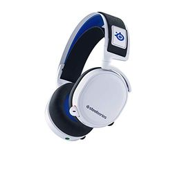 SteelSeries Arctis 7P blanco - Auriculares gaming