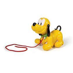 Clementoni Baby Pluto Juega Contigo - Juguetes de arrastre