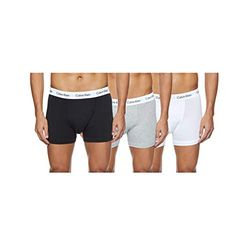 Calvin Klein 3-Pack Boxers - Cotton Stretch (NB1770A) - Ropa interior masculina