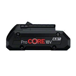 Bosch ProCore 18V 4.0Ah (1 600 A01 6GB) - Baterías para herramientas