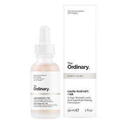 The Ordinary Lactic Acid 10 % + HA (30ml) - Tratamientos faciales