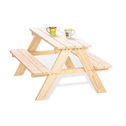 Pinolino Kids Seating Suite Nicki for 4 - Muebles de jardín