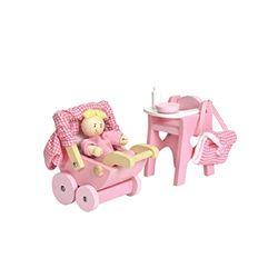 Le Toy Van ME044 - Casas de muñecas