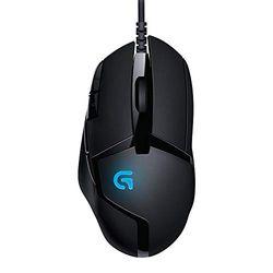 Logitech G402 Hyperion Fury -  - Ratones