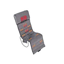 Comprar en oferta VITALmaxx Shiatsu-Massage Mat 3in1 grey (5630)
