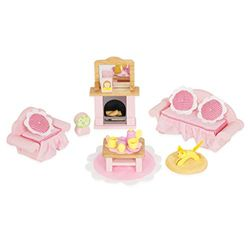 Le Toy Van Salón Rosebud - Casas de muñecas
