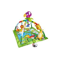 Fisher-Price Gimnasio Deluxe Animalitos de la selva - Gimnasios bebé