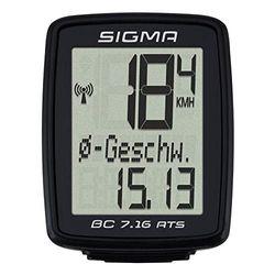 Sigma BC 7.16 ATS (sin cable) - Ciclocomputadores