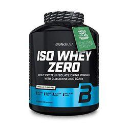 BioTech USA Iso Whey Zero 2270g - Nutrición deportiva
