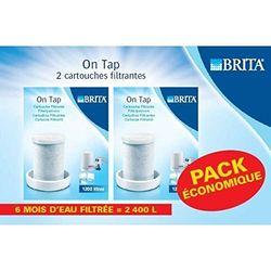 BRITA On Tap filter Pack of 2 - Filtros de agua