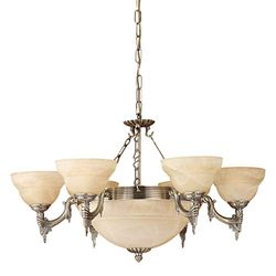 Eglo Marbella (85858) - Lámparas de araña